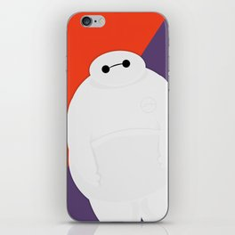 Baymax  iPhone Skin