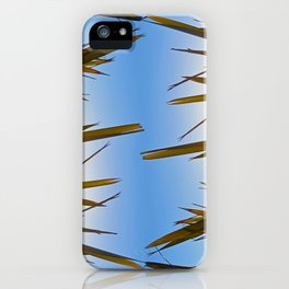 Saxe Point iPhone Case