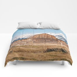 The Grand Tetons Comforters