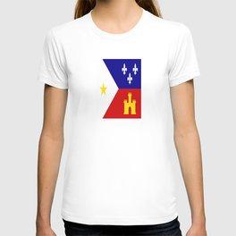 Acadiana Flag T-shirt