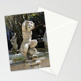 Plaza Matriz Montevideo Stationery Cards