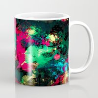 splash Mugs featuring Splash by RIZA PEKER