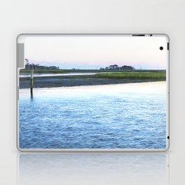 Early Evening at Chincoteague Bay Laptop & iPad Skin