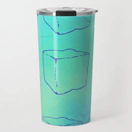 Ice Cube Chill Travel Mug