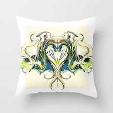 therapy 1 Throw Pillow