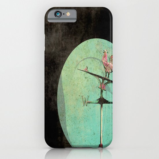 The Tale of a Weathervane iPhone & iPod Case