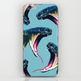 Cobra iPhone Skin