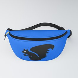 Angry Animals: Squirrel Fanny Pack