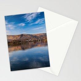 Llanberis Lake Reflections Stationery Cards