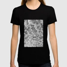 """SkyFall 2"" Sky and Cloud Art by Murray Bolesta! T-shirt"