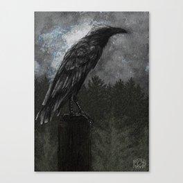 Unreality Canvas Print