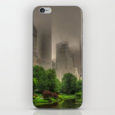 New York Central Park iPhone & iPod Skin