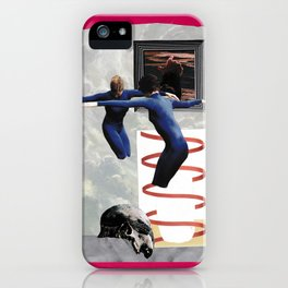 Surface Tension iPhone Case