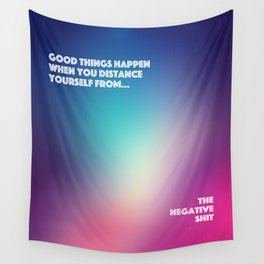 Good Things Happen Wall Tapestry