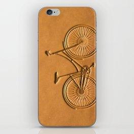 i like to ride my bicycle  iPhone Skin