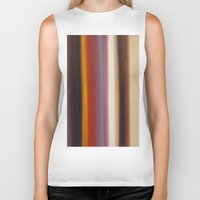 illusion Biker Tanks featuring Illusion by AbstractArtPaintings