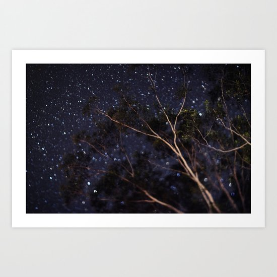 There Are Stars Beneath Our Feet Art Print