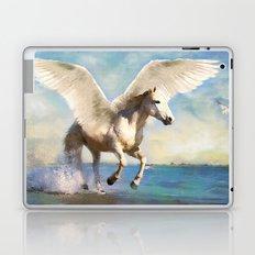 Pegasus taking flight Laptop & iPad Skin