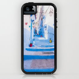 Walking round in Morocco - no3 iPhone Case