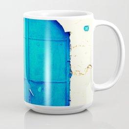 ten numbered door in bodrum Coffee Mug