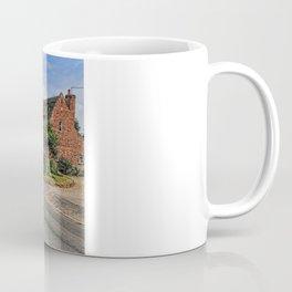 Woodbastwick village and church Coffee Mug