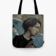 Lost in the Ocean Tote Bag