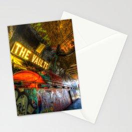 Leake Street London Vault Stationery Cards