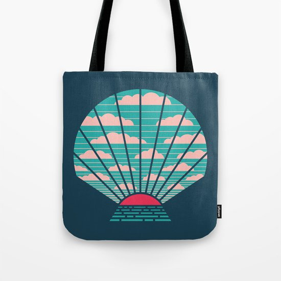 The Birth of Day Tote Bag