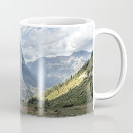 Catching a View from Going to the Sun Road Coffee Mug