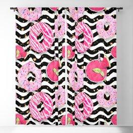 Donut Pattern 34 Blackout Curtain