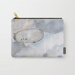 La Fenêtre: Reflection Carry-All Pouch