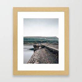 The Dam Framed Art Print
