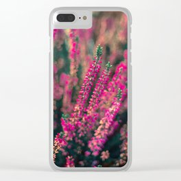 heathers Clear iPhone Case