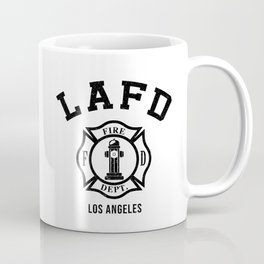 Firefighters LA Coffee Mug
