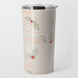 a christmas carol Travel Mug