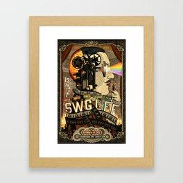 13th Annual Southwest Gay & Lesbian Film Festival Framed Art Print