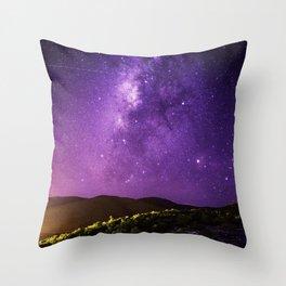 Starry Throw Pillow