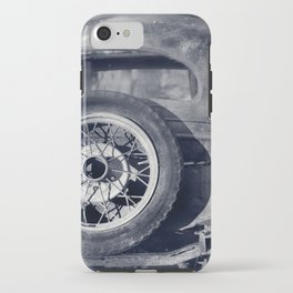 The Old Car iPhone Case