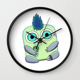 WWP Characters: Jolt the Lumi Wall Clock
