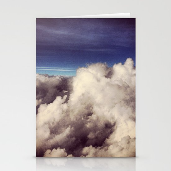 Clouds I Stationery Cards