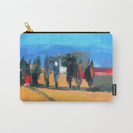 "''Tuscany"" by Diana Grigoryeva Carry-All Pouch"