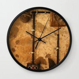 Heavy Industry - Makeshift Electrics Wall Clock
