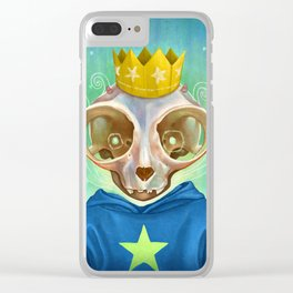 Lich Clear iPhone Case
