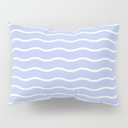 Feel the wave Pillow Sham