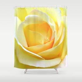 Peace Rose Shower Curtain