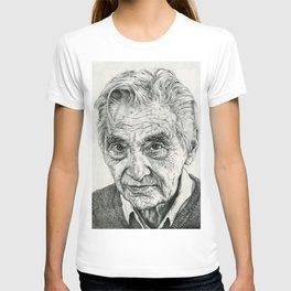 Howard Zinn. T-shirt