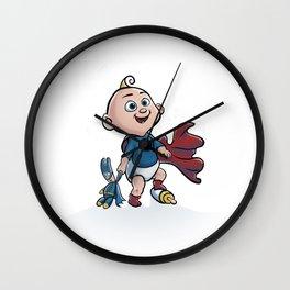 Super Jack-Jack Wall Clock