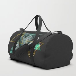 Gloomy Succulents #society6 #decor #buyart Duffle Bag