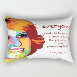 Everyone Rectangular Pillow