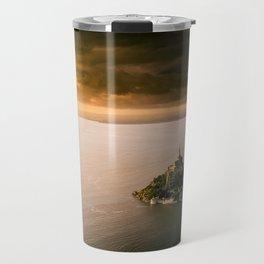 Mont Saint Michel Travel Mug